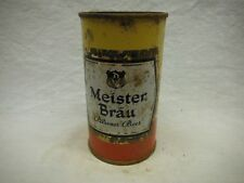 Meister Brau Pilsener Flat Top Beer Can-Chicago,Ill. #15