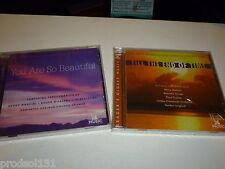 CDL Till the End of Time/You Are So Beautiful Lot of 2 CDs(1998 Readers Digest)