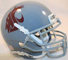 WASHINGTON STATE COUGARS (GREY/RED) Schutt XP Mini Helmet
