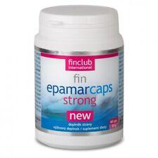 Fin Epamarcaps Strong 60 kaps.- Finclub - olej z ryb + witamina E