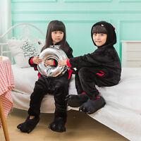 garçons fille enfant kigurumi Cosplay Pyjama dessin animé Déguisement new onesie