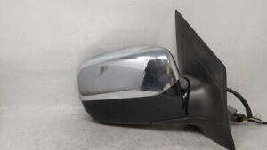 2001-2006 Acura Mdx Passenger Right Side View Power Door Mirror Chrome 54117
