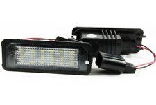 Seat Ibiza V (6J_)   FEUX Arrière Plaque D'immatriculation Lampe arrière 2x LED
