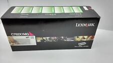 Lexmark Toner C782X1MG Magenta für Lexmark C-782n