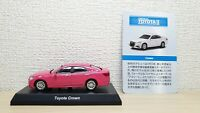 1/64 Kyosho TOYOTA CROWN MARK X PINK diecast car model