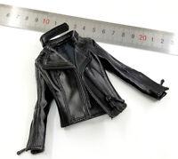 "VStoys 1/6th Ada Wong Locomotive girl leather coat model For 12"" Female Action"