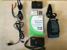 Canon PowerShot S95 10.0MP Digital Camera - Black