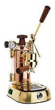 La Pavoni Handhebel-espressomaschine Professional Kupfer/messing Holzgriff PRG