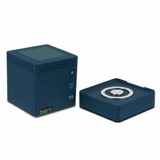 BEM Wireless HL2739D Mojo Bluetooth Wireless Speaker with 1800mAh Powerbank Blue