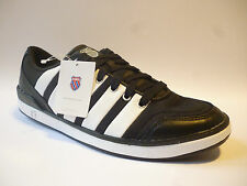 K-Swiss Grand Court Shoes- Black UK 7.5 EU 41.5 JS13 81