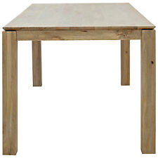 JOHN LEWIS ASHA WOODEN DINING TABLE - NON EXTENDING 180cm X 90cm - NEW