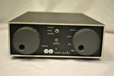 Naim Audio NAC 62 (Chrome bumper) Vintage Pre-Amplifier (With MC Cards)