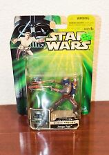 2007 STAR WARS ATTACK OF THE CLONES SNEAK PREVIEW JANGO FETT ACTION FIGURE MOC