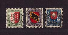 Schweiz 172 - 174 Pro Juvente 1950 gestempelt  #e521