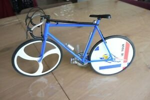 Maquette mini vélo TOUR DE FRANCE  - Objet publicitaire - Rare - France