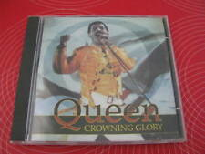 QUEEN --CROWNING GLORY--19 TRACKS LIVE IN EUROPE 1986 -SUPER RARE CD