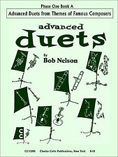 Nelson Advanced Trumpet Duets bk 1 (of 4)  ~ dist by Colin Publications