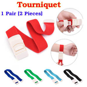 Emergency Buckle Tourniquet Quick Release Blood Stop Band Strap Sports Outdoor