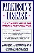 Parkinson's Disease : The Complete Guide for Patients and Caregivers by Frank L…
