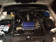 "FG XR6 F6 Turbo Intake Muffler delete kit 4"" pipe FREE POSTAGE AUSTRALIA WIDE"