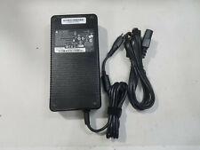 Genuine Origin Clevo X7200 ADP-330AB AC Power Adapter Charger 19.5V 4.4A 330W