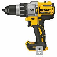 DEWALT DCD996B 20V MAX XR Li-Ion 1/2 in. 3-Speed Hammer Drill/Driver New