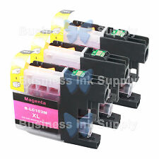 3 MAGENTA New LC103 LC103XL LC103 for Brother LC-103 LC101 LC 103 LC101M LC103M