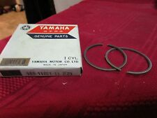 Yamaha AS1 AS2 piston rings new 183 11601 11