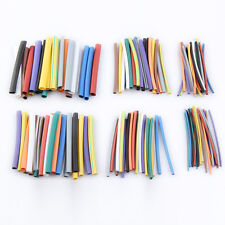 144pcs 2:1 Heat Shrink Tube Tubing Sleeving Wrap Cable Wire 12 Color 6 Sizes Kit