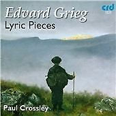 ~~~NEW CD~~Crossley, Paul:pno-Lyric Pieces  CD
