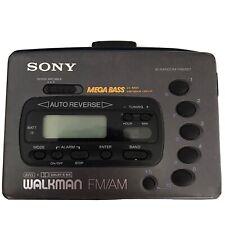Sony Kassetten Walkman FM/AM WM-FX45 | Vintage | Retro | 1993/1994 | Ungetestet