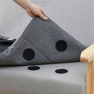 5PCS Carpet Mat Grippers Anti Slip Rubber Rug Sticker Holder Skid Tape