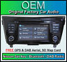 Nissan Qashqai Sat Nav car stereo, DAB+ radio, LCN2 Connect CD player Bluetooth