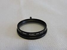 Tiffen 49mm 4 Point 1mm Star Camera Filter