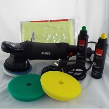 Rupes LHR15ES Bigfoot Random Orbital Machine Polisher Standard Kit