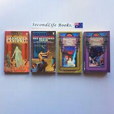 x4 Vintage DARKOVER Novels ~ Marion Zimmer Bradley. Sci Fi Fantasy.  Landfall.