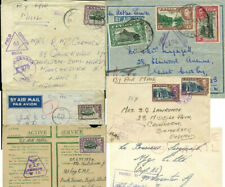 CEYLON WW2 AIRMAIL CENSOR FPO COVERS RAF MILITARY etc.Sold & Priced Individually