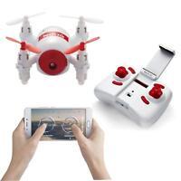 TR006 RC Mini Drone Nano Camera WiFi FPV Quadcopter 2.4GHz 6Axis Gyro Helicopter