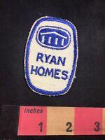 Vtg (circa 1970s) RYAN HOMES Advertising Patch O80N