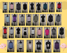 Quality Basics Various Tops Sizes 10 - 28 Multi Buy Savings Available!