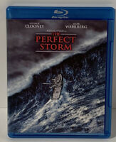The Perfect Storm (Blu-ray Disc, 2008) Excellent Condition - Mark Wahlberg