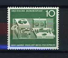 ALEMANIA/RFA WEST GERMANY 1961 MNH SC.846 Phillip Reis telephone