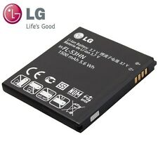 100% original BATTERIE PILE 1500mAh (FL-53HN) origine LG P990 Optimus Speed 2x
