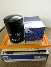 Seat Alhambra 1.8 1781cc 2.0 1984cc Oil Air Filter Mahle 2000-10 LX1000 OC264