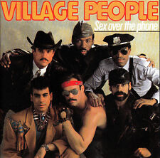VILLAGE PEOPLE - CD - Sex over the phone  ( Metronome )