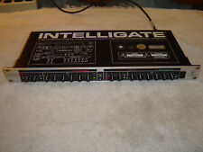 Behringer XR 2000, Intelligate,  Expander Gate Ducker, Rack