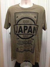 VINTAGE TOKYO JAPAN HUMANITY ALE T SHIRT XL