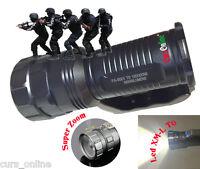 Torcia Led XPG XM-L T6 Di Ultima Generazione Potente Versatile Luce Uso Esterno