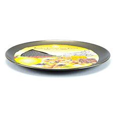 Teglia Forata per pizze e surgelati in forno Antiaderente Vespa