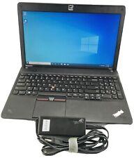 Lenovo ThinkPad Edge E530c Laptop Computer Intel Core i3 2.2GHz 4GB 250GB HDMI